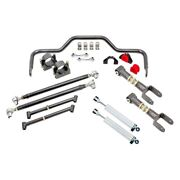For Chevy Monte Carlo 1970-1972 Bmr Suspension Drp005h Drag Race Package
