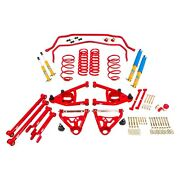 For Chevy Malibu 67 Bmr Suspension Hpp038r Handling Performance Package Level 2