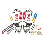 For Chevy Malibu 67 Bmr Suspension Hpp038h Handling Performance Package Level 2