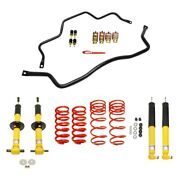 For Chevy Camaro 93-02 Bmr Suspension Koni Handling Performance Package Level 3