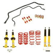 For Chevy Camaro 93-02 Bmr Suspension Koni Handling Performance Package Level 4