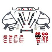 For Chevy Camaro 10-11 Bmr Suspension Handling Performance Package Level 4