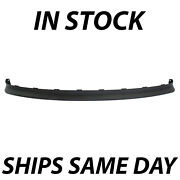 New Textured Front Lower Air Deflector For 2004-2012 Chevy Colorado Gmc Canyon