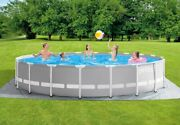 20 Ft X 52in Above Ground Pool