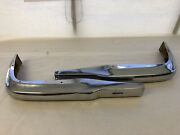 Used Front Bumpers Early Style Fits Mercedes W111 220se Coupe