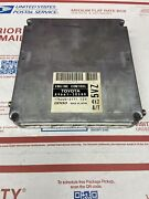 2000 Toyota 4runner Engine Control Module Unit 89661-3d580 3.4l 4x2 A/t Japan