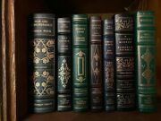 Franklin Library Signed First Edition Society Series Set Of 58 Can Seperate