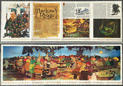 The Lord Of The Rings__orig. 1978 Movie Promo 8pg Brochure / Banner_ralph Bakshi