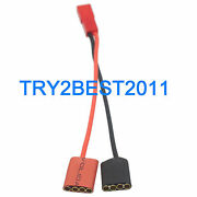 Jst Power Cable Breakout Cable With 2mm Bullet Connectors Quadcopter Hexacopter