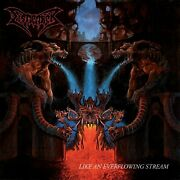 Dismember Like An Everflowing Stream Banner Huge 4x4 Ft Fabric Poster Flag Art