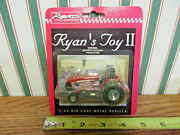 Case Ih Mx270 Ryanand039s Toy Ll Pulling Tractor By Speccast 1/64th Scale
