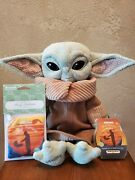 Scentsy Buddy Star Wars The Mandalorian The Child Baby Yoda Nib Scent Pack And Bar