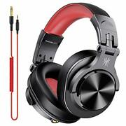 Oneodio Wired Dj Headphones, Monitor Headphones With Microphone Dtm A71