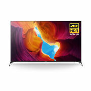 Sony X950h 75 Inch Full Array Led 4k Ultra Hd Hdr Android Smart Tv