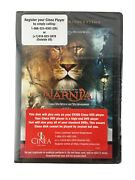 Chronicles Of Narnia Rare Cinea Dvd Sealed New For Your Consideration Oscar