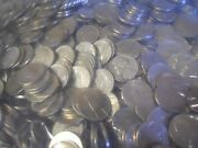 Sealed Bank Bag Of 100 In Unsearched Jefferson Nickels Circulated 2000 Coins