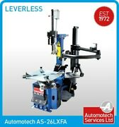 Leverless / Lever Less Fully Automatic Tyre Changer Machine / Assist Arm 240v