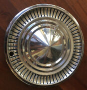 Ford Fomoco Galaxie Vintage Hubcaps Wheel Covers Center Caps Antique