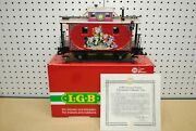 Lgb 44656 Looney Tunes Christmas Caboose Car G-scale