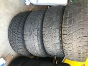 Used Tires 265/75r16