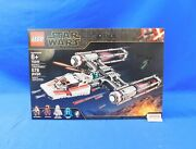 Lego 75249 Star Wars Resistance Y-wing Starfighter 578 Pcs New Sealed