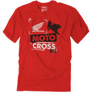 Factory Effex Youth Honda Paint T-shirt Red L