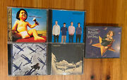 The Cure Smashing Pumpkins Weezer Muse Cd Lot