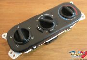 2007-2010 Jeep Wrangler Jk A/c And Heater Controls Without Rear Window Defrost Oem