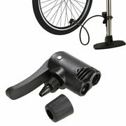 Bicycle Cycle Tyre Tube Replacement Presta Dual Head J8v2 Valve Pump Adapt I3b1