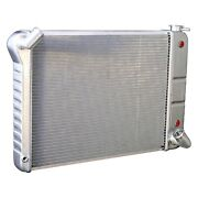For Chevy Corvette 66-68 Dewitts Direct Fit Pro-series Aluminum Radiator