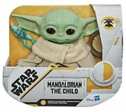 Star Wars The Child 7.5 In Talking Plush Sounds And Acc The Mandalorian Kid Toy