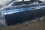 Front Left Driver Door Shell Blue Ad43-65-10125 Oem Aston Martin Rapide S 2014