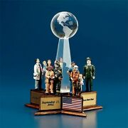 Department 56 9/11 Memorial American Pride Collection Lighted