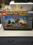 Lego Minecraft The Crafting Box 2.0 Building Kit 21135 - New Sealed
