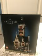 Lego Haunted House, Creator Expert 10273, New And Sealed