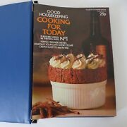 Good Housekeeping - Cooking For Today 13 Vintage Magazines From 1973 With Binder