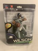 Mcfarlane Toys Nfl Series 33 Russell Wilson Collector Bronze Variant 0/2000