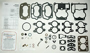 1957-58 Oldsmobile J2 Tri Power Rochester 2barrel Carb Kits And Floats-does 3carbs