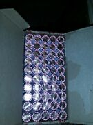 Full Bank Box Of 2021 Pennies 50 Rolls Uncirculated / Unopened Rolls 2500 Ct.