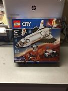 Lego City Space Mars Research Shuttle 60226 Space Shuttle Toy