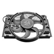 For Bmw M3 2001-2006 Genuine Auxiliary Engine Cooling Fan Assembly