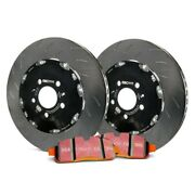 For Audi Rs4 2007-2008 Ebc S25kf1001 Stage 25 Slotted Front Brake Kit