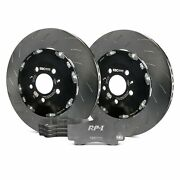 For Audi Rs4 2007-2008 Ebc S29kf1001 Stage 29 Slotted Front Brake Kit