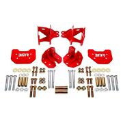 For Ford Mustang 1979-2004 Bmr Suspension Cck743r Rear Coilover Conversion Kit
