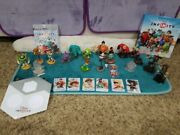Disney Infinity 1.0 Lot Game Characters Ps3 Toy Story Monsters Incredibles More