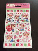 Vintage American Greetings Strawberry Shortcake Stickers 2 Sheets