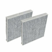 2 Pack Cabin Air Filter Cf 10134 Activated Carbon Fits Honda And Acura