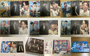 Bts Photo Card Map Of The Soul 7 The Journey Mos Mots Fc Set 3 Complete V Rm Jin