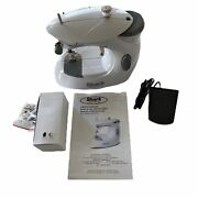 Euro Pro Shark Model 998a Portable Sewing Machine With All Attachment New In Box