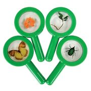 Kaplan Early Learning Company Specimen Viewers - Set Of 4